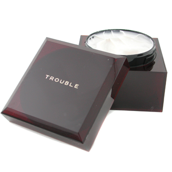 fragrances & cosmetics  - BOUCHERON TROUBLE BODY CREAM