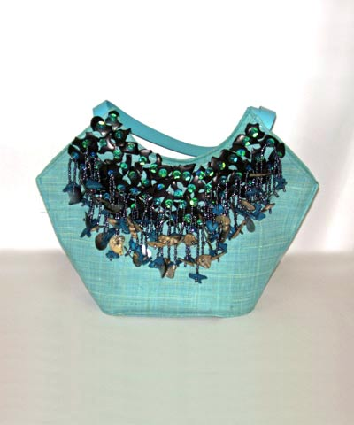 josephine's jewels - BLUE DAY BAG 214-01